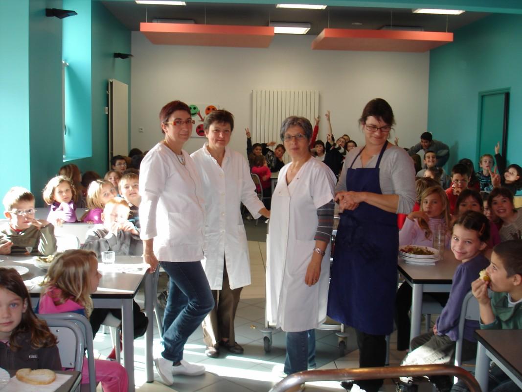 cantine, mairie de rougé, 44660, restaurant scolaire